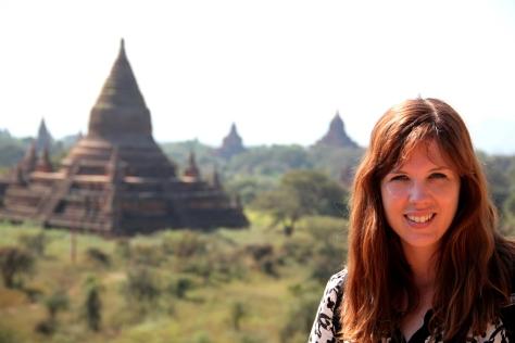 Visiting Bagan's beautiful temples