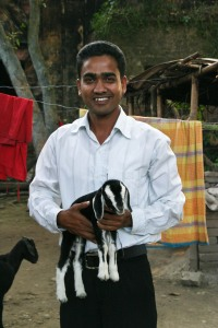 This guy was cool - he showed me around Natore and posed obligingly for photos