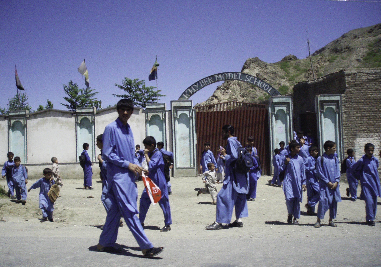 khyber model school