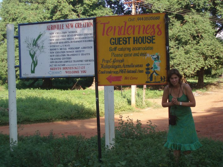 Mission Impossible: Entering Auroville's golden ball (Part 1) (2/3)