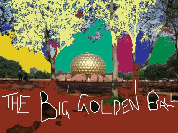 Mission Impossible: Entering Auroville's golden ball (Part 1) (3/3)