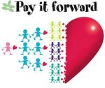 Pay it Forward. Photo courtesy of photobucket.com