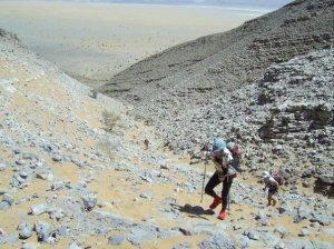 Tough terrain