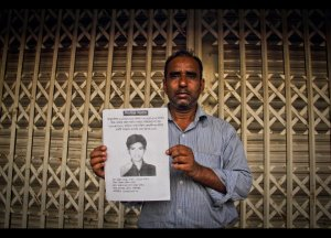 Giyash Uddin Molla needs your help to find his son.