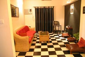 My third flat with a great living room and tiles to die for - Gagan Shirish in Panthapath