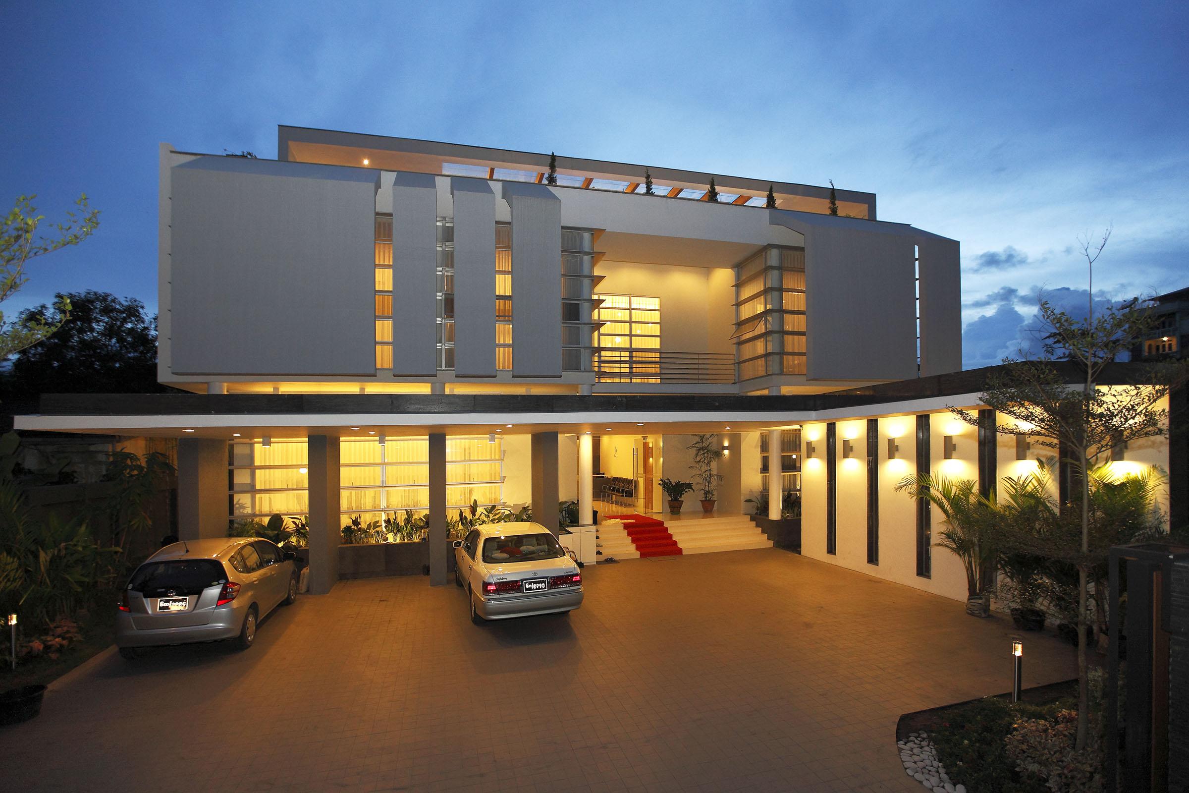 Myanmar Home Design Modern