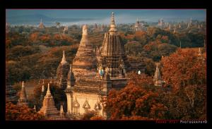 Bagan, by Kaung Thet, The Myanmar Times