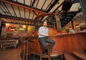 50th Street Cafe, Restaurant and Bar. Ko Taik / The Myanmar Times