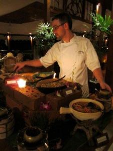 Executive Chef Iain Murray