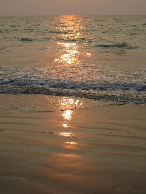 The cliche sunset shot
