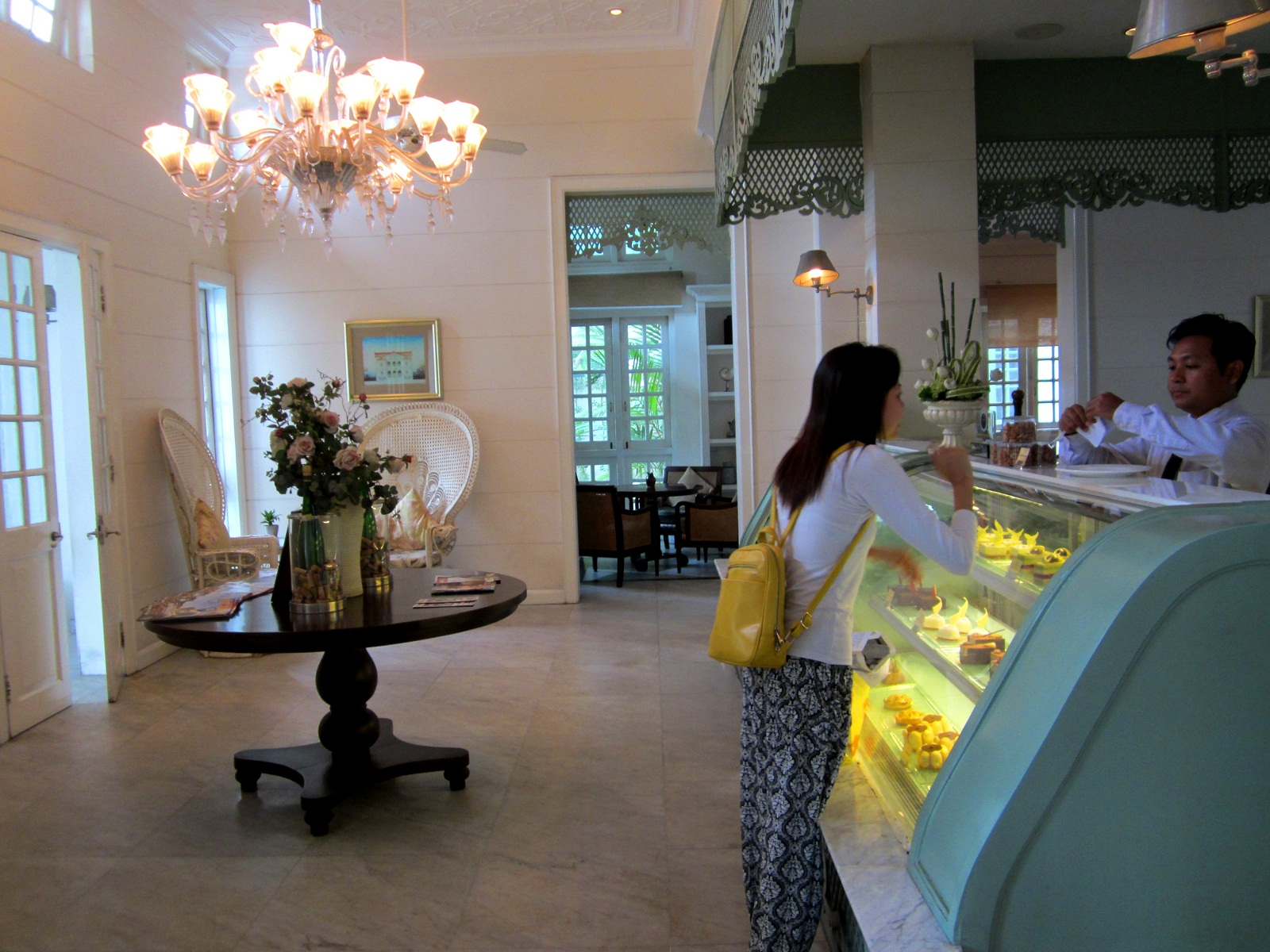 Acacia Tea Salon Is Pricey But Oh So Pretty