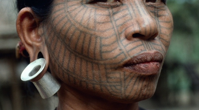 Blink and you'll miss them – Burma's Vanishing Tribes