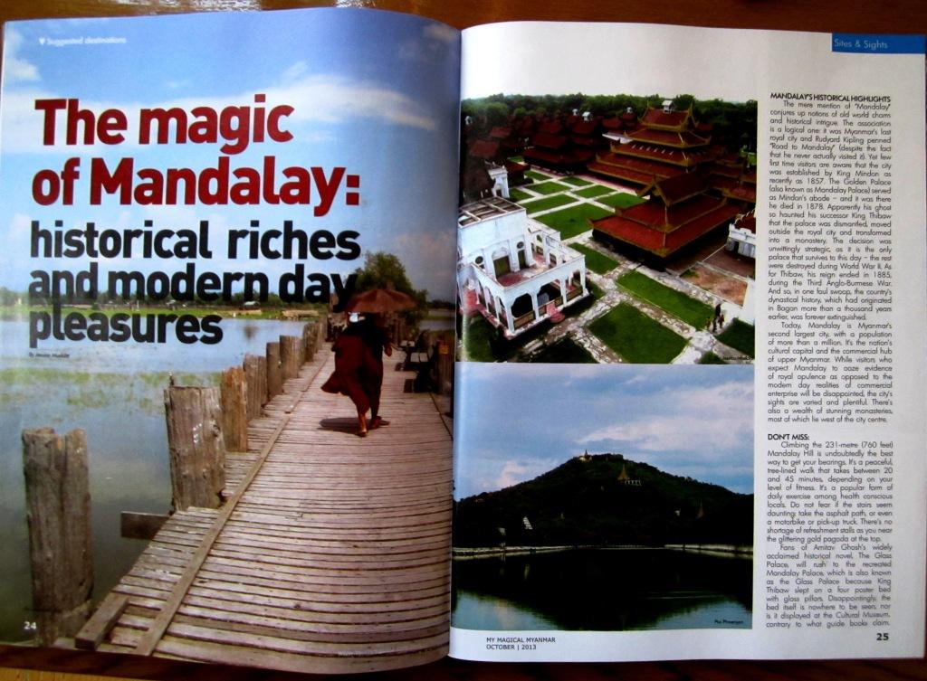 My Magical Myanmar, October 2013