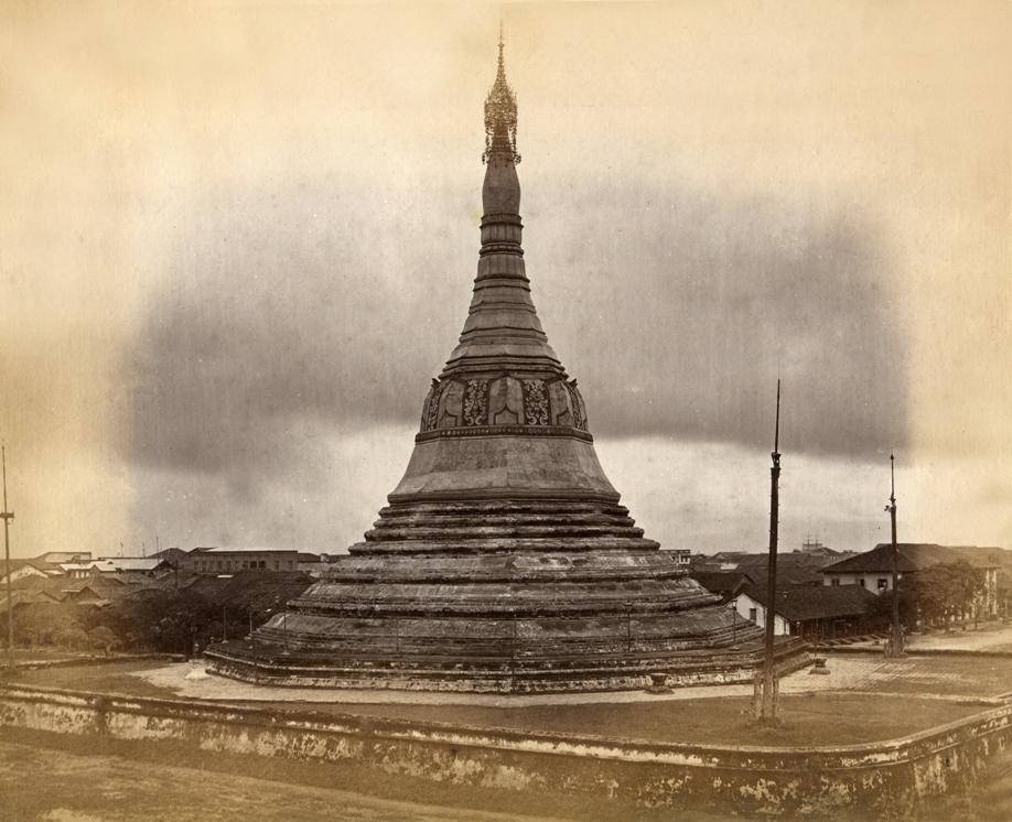 Sule Pagoda - Photo by J.Jackson