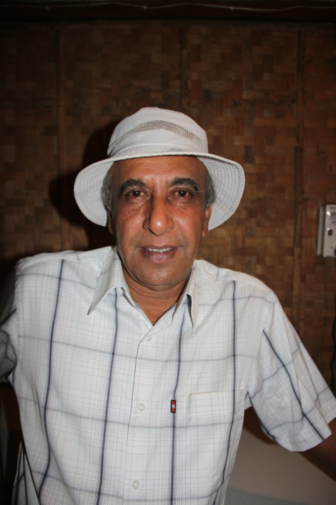 Mr Raju