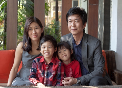 The Chai family (pic supplied)