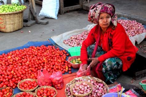 Taunggyi's Old Market
