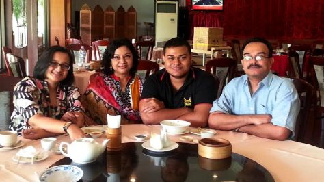 The Bhuiya family (pic supplied)
