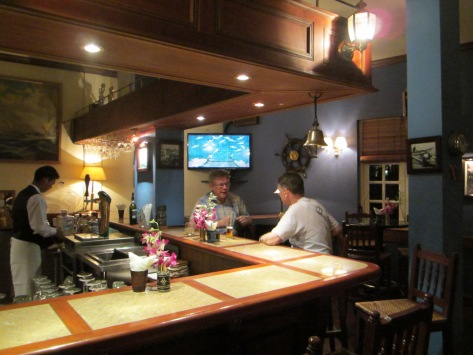 Captains Bar