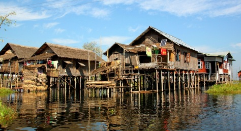 The incredible floating villages of Inle Lake, Shan State