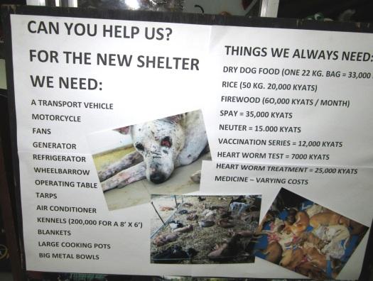 Help is always needed
