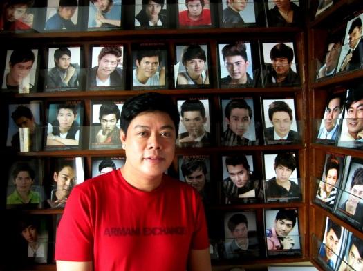 John Lwin, CEO of Stars and Models International