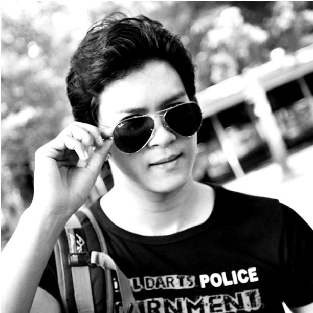 Manhunt 2013 runner-up Kyaw Ko Ko Wai