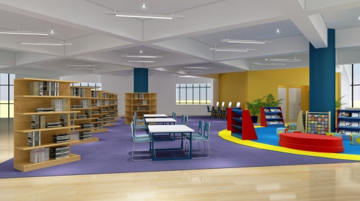 Graphic of BISY's library