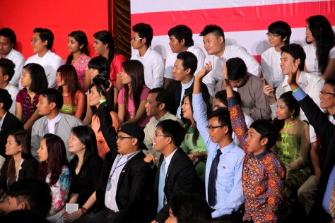 Southeast Asia's enthusiastic young leaders