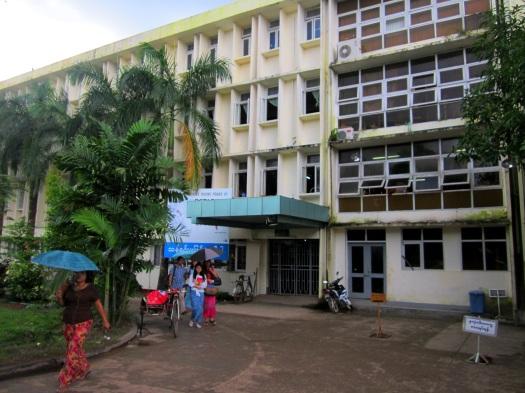 North Okkala General Hospital