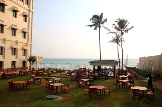 The Galle Face Hotel, Colombo