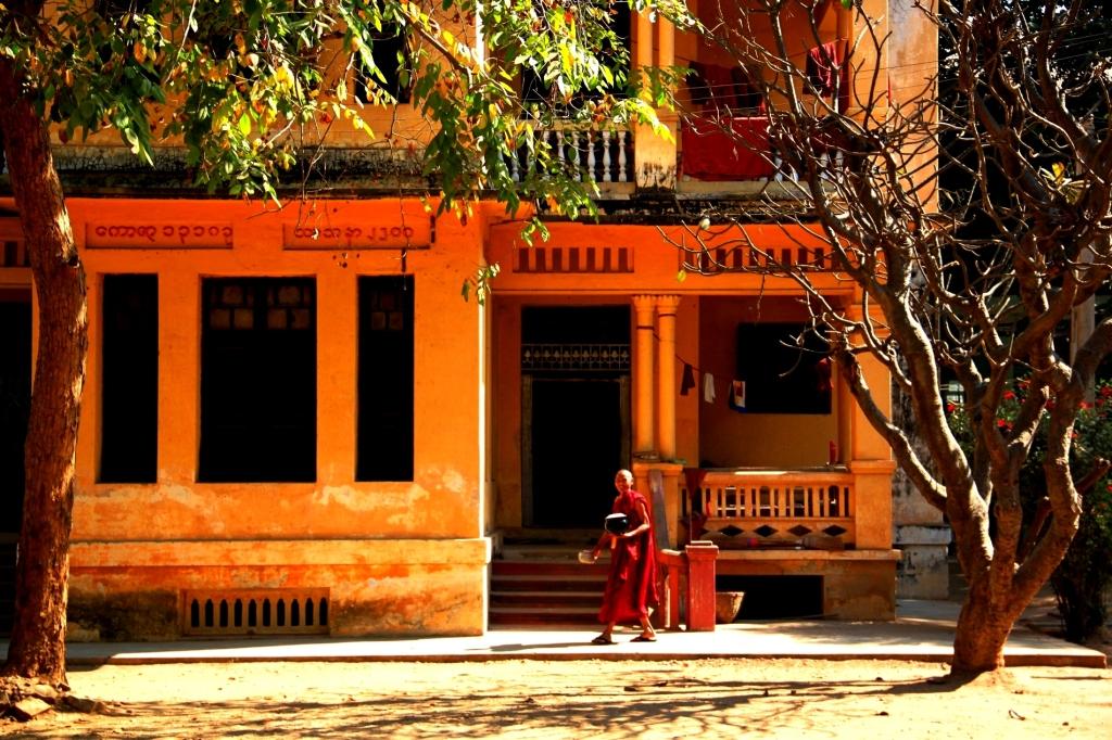Where it all began: Myo Ma Ahle Monastery