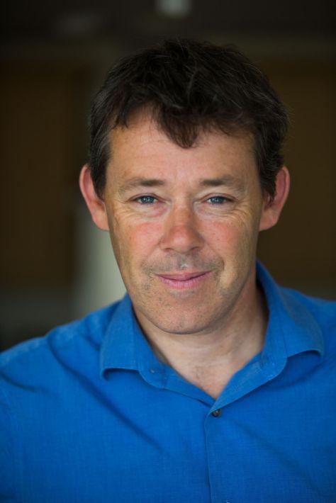 Author Barnaby Phillips
