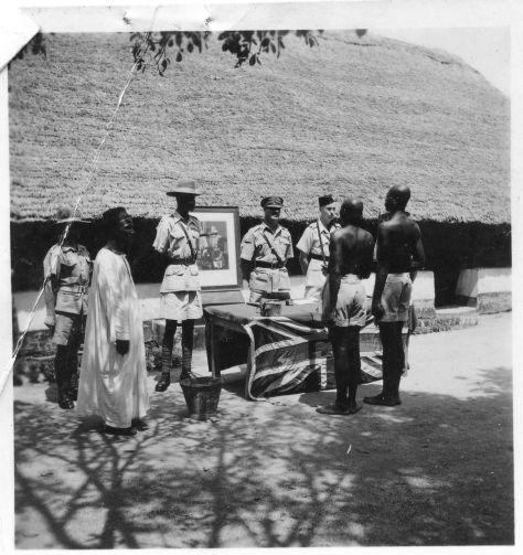 Recruiting in northern Nigeria. Photo courtesy of Jill Hopwood.