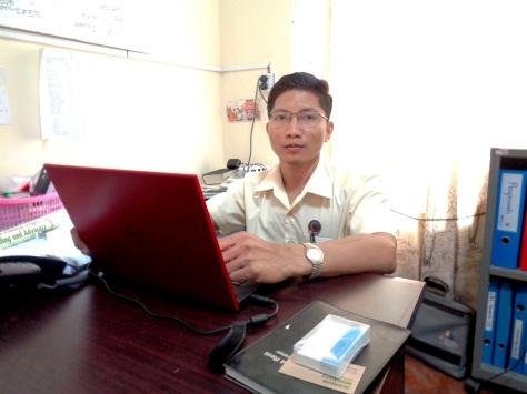 Nay Lin Soe