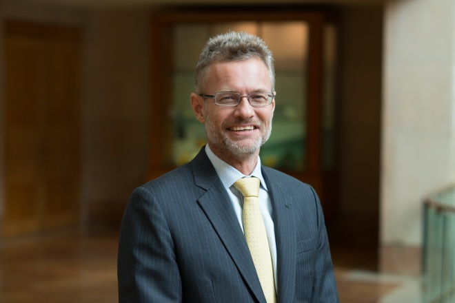 Southeast Asia's Managing Partner of McKinsey & Company, Oliver Tonby