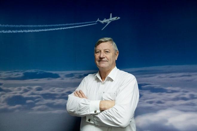 Trevor Jenson, Chief Executive Officer of FMI Air.