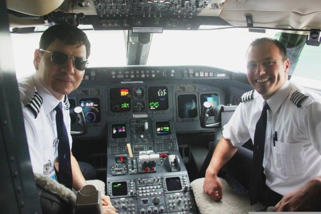FMI Air pilots