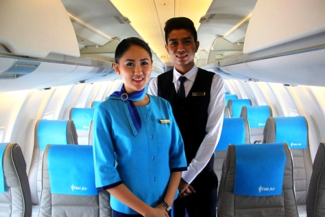 FMI Air cabin crew