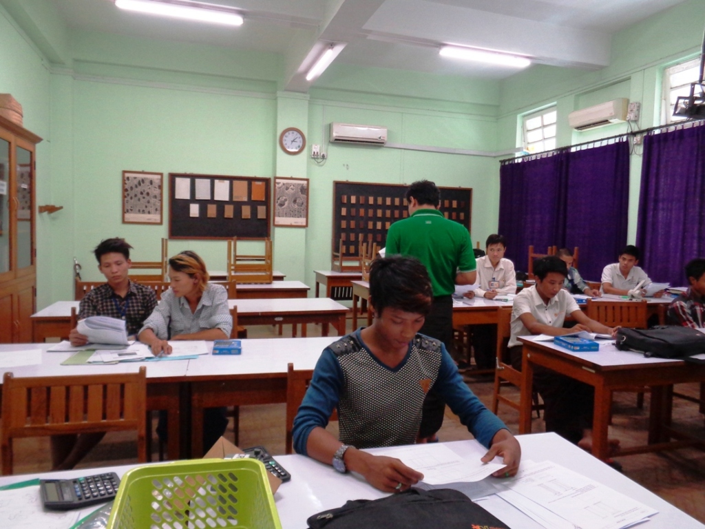Drop-out rates at CVT are extremely low, according to CVT's director